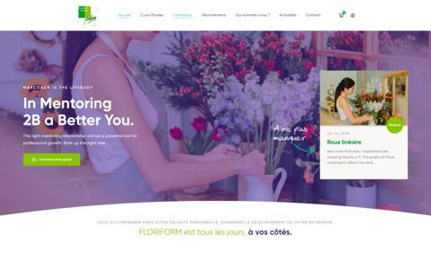 Floriform