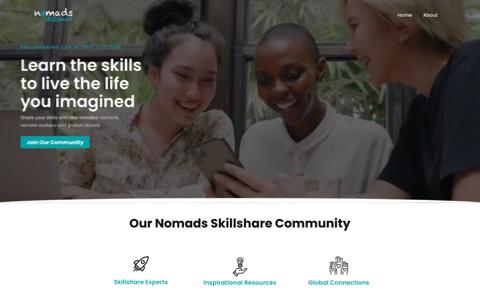 Nomads Skillshare