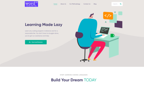 WordUp - Learning Made Lazy